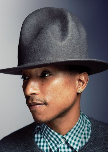Pharrell Williams Blurred Lines Money